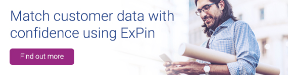 Match customer data with confidence using Expin, find out more