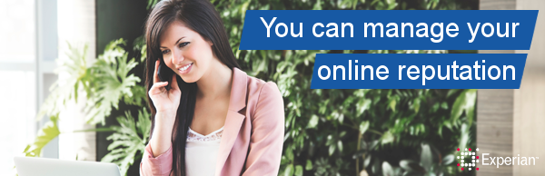 You can manage online reputation of your business