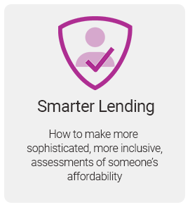 Smarter Lending with Affordability